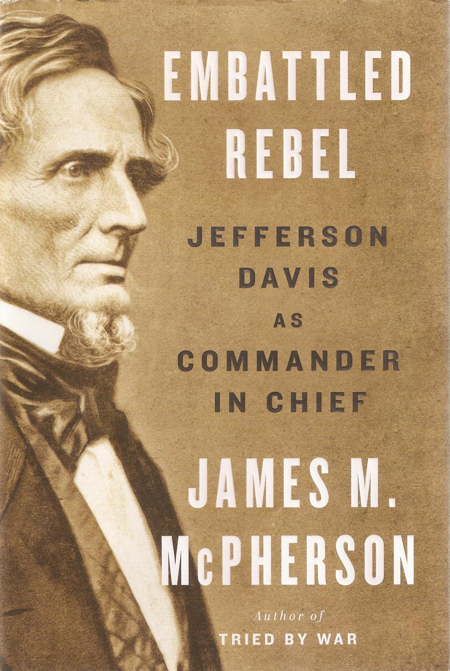 Jefferson Davis book review