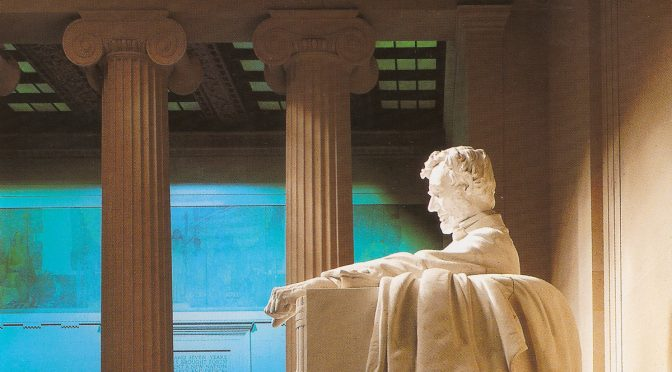 Handbook on the Lincoln Memorial
