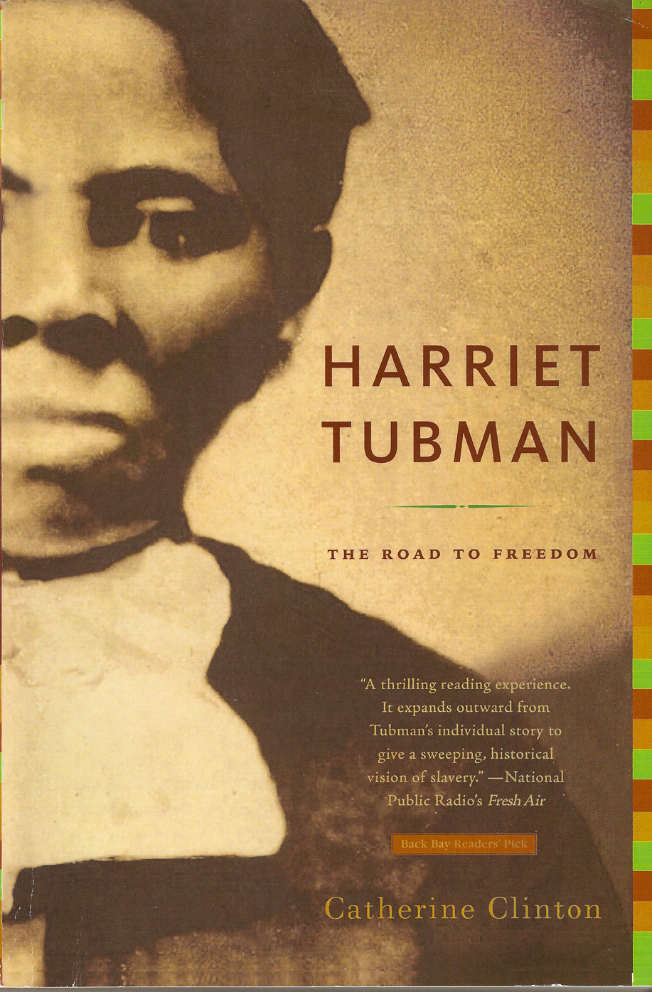 Harriet Tubman book review
