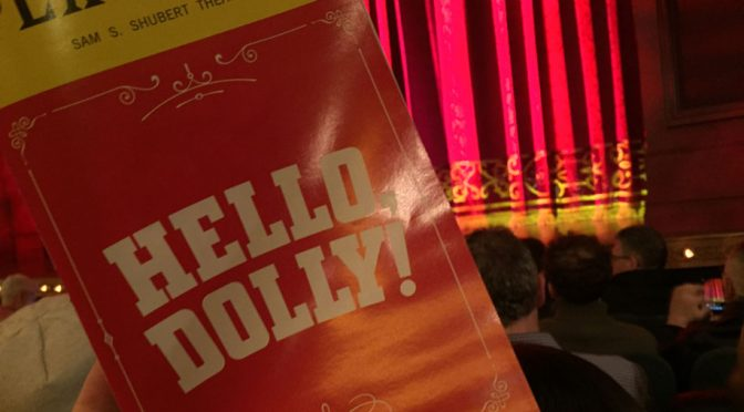 'Hello Dolly!' with Bernadette Peters