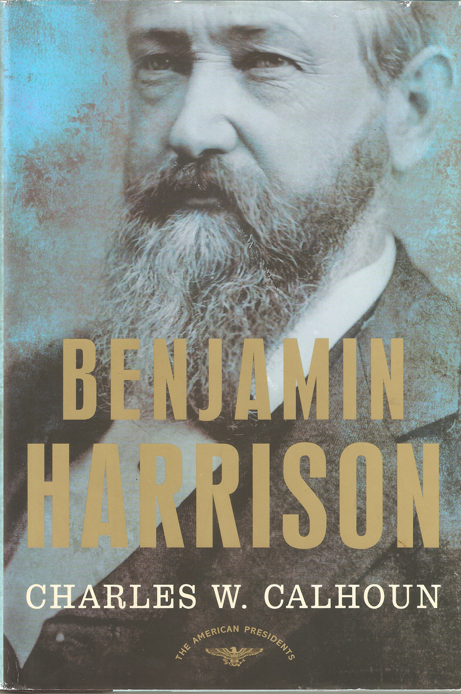 biography of Benjamin Harrison