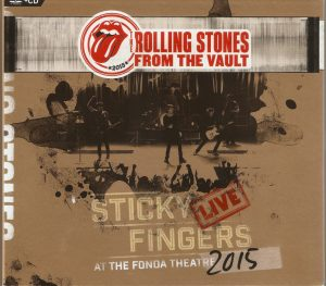 Review of Sticky Fingers Live at the Fonda Theater 2015 red Michmershuizen