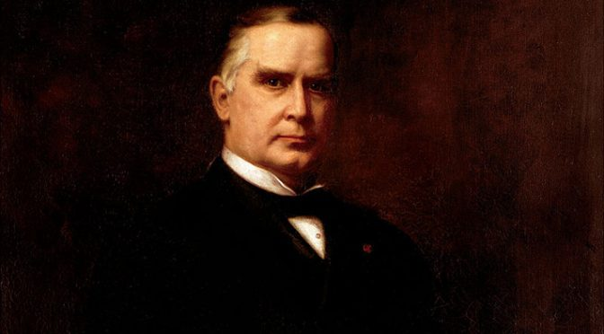 William McKinley: 25th President