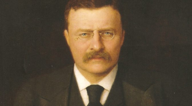 book review of The Rise of Theodore Roosevelt