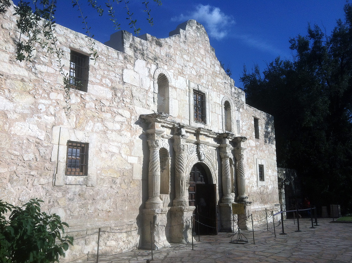 The Alamo Fred Michmershuizen