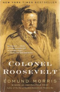 "review of ""Colonel Roosevelt"" by Edmund Morris"