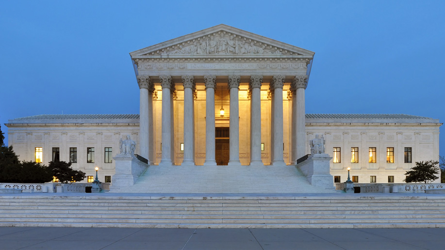 U.S. Supreme Court Building William Howard Taft