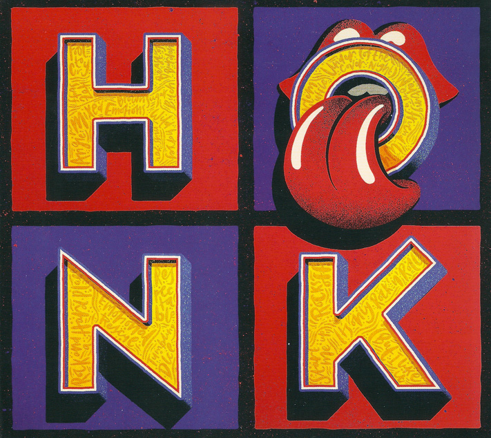 Rolling Stones Honk Fred Michmershuizen