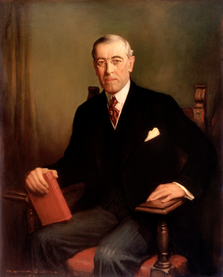Woodrow Wilson book review