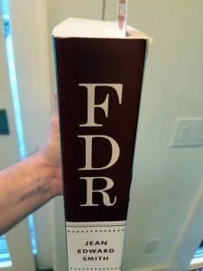 Jean Edward Smith FDR bok review