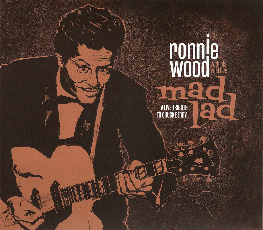 Ron Wood CD review Fred Michmershuizen