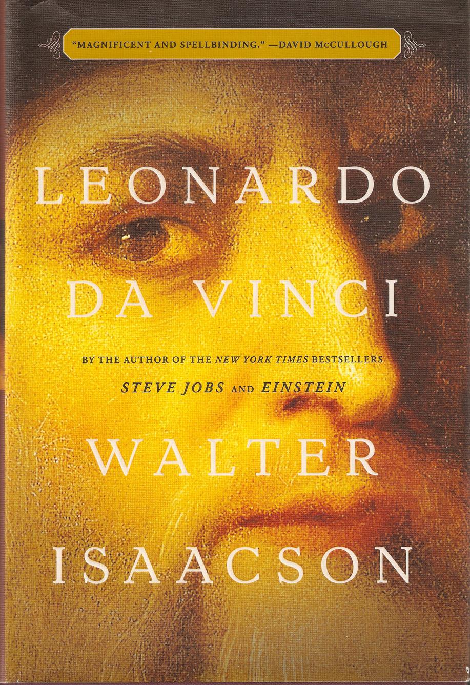 Leonardo book review Walter Isaacson