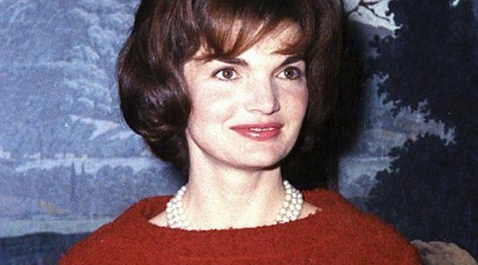 Jackie Kennedy via Clint Hill